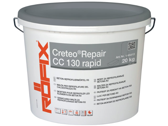 Creteo®Repair CC 130 rapid