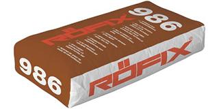 RÖFIX 986 Spezialmörtel für Sichtmauerwerk