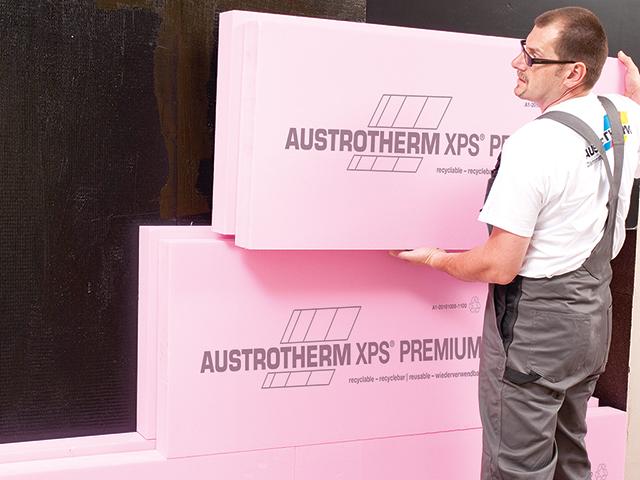 Austrotherm XPS Premium 30 SF