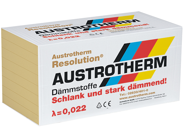Austrotherm Resolution Boden