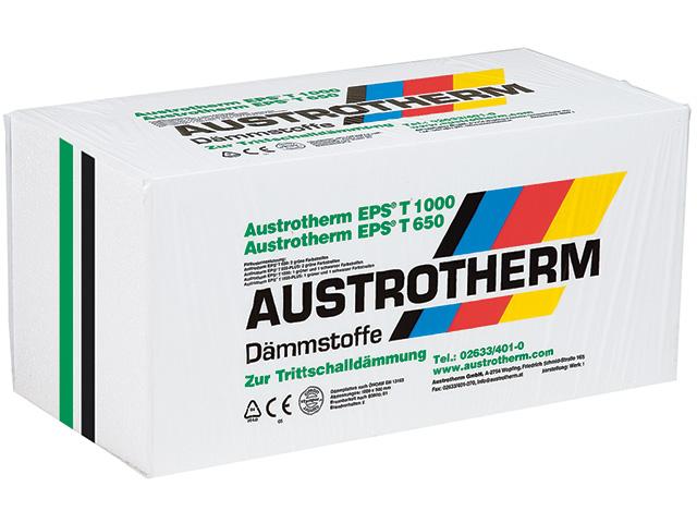 Austrotherm EPS T 1000 Trittschalldämmplatte