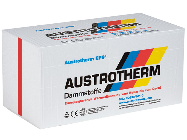 Austrotherm EPS F Leibungsplatte