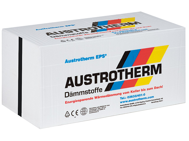 Austrotherm W25 Wärmedämmplatte