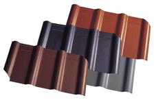 Toscana Dachplatten
