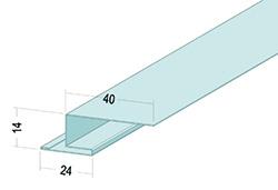 protektor aufsteckprofile pvc 3741 3747 baustoffkataloge. Black Bedroom Furniture Sets. Home Design Ideas
