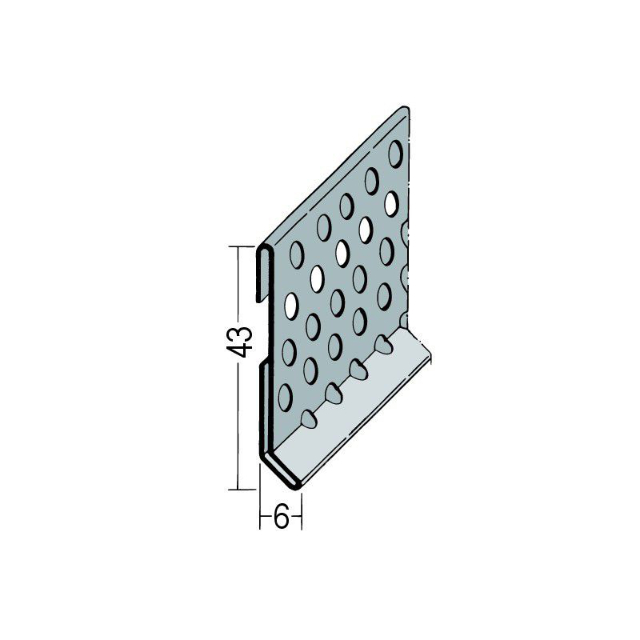 Gleitlagerfugenprofil für WDV-Systeme 9182/2152