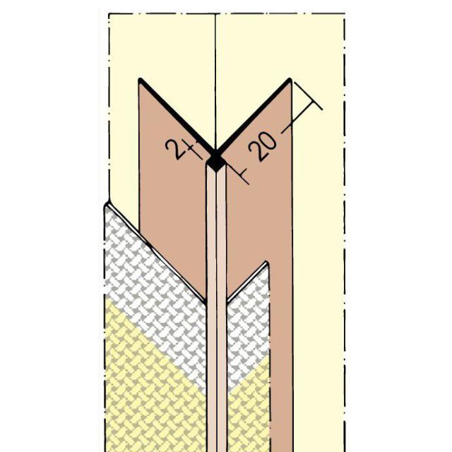 Tapetenkantenprofil 3840