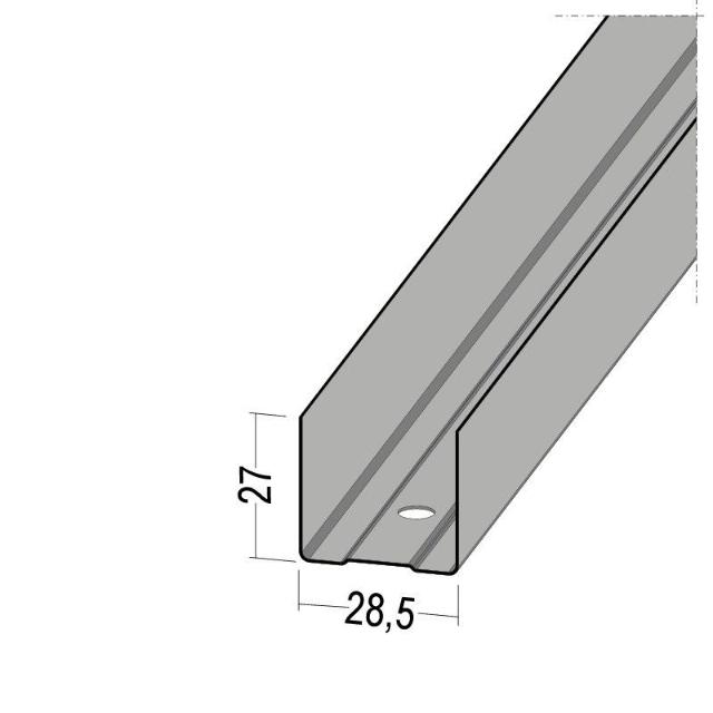 U-Anschlussprofil C4 sehr hoch C5 hoch