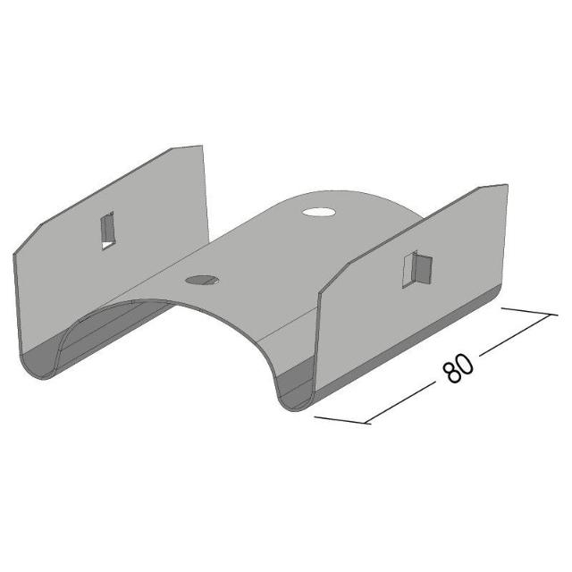 Längsverbinder C3-C5 hoch