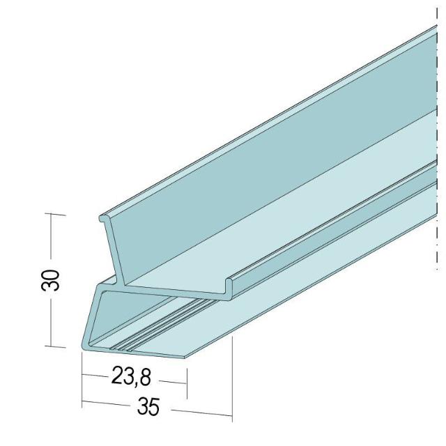 LED Schiene Sunrise 6540