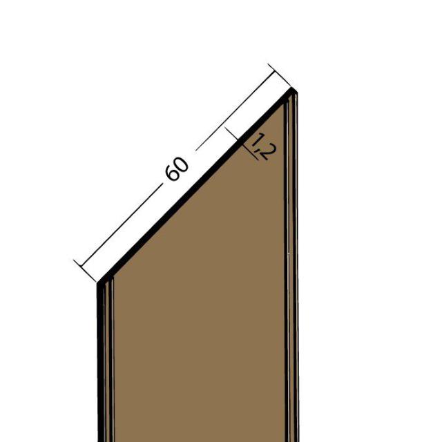 Fugenband mit Dichtlippe PVC 3333