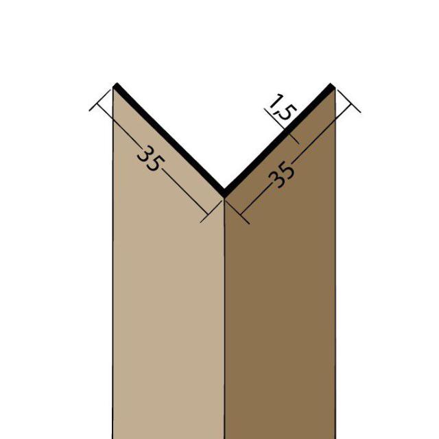Winkelprofil PVC 3528