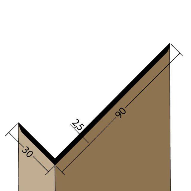 Winkelprofil PVC 3518