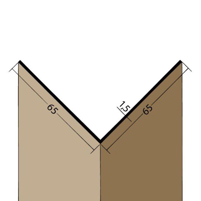 Winkelprofil PVC 3540