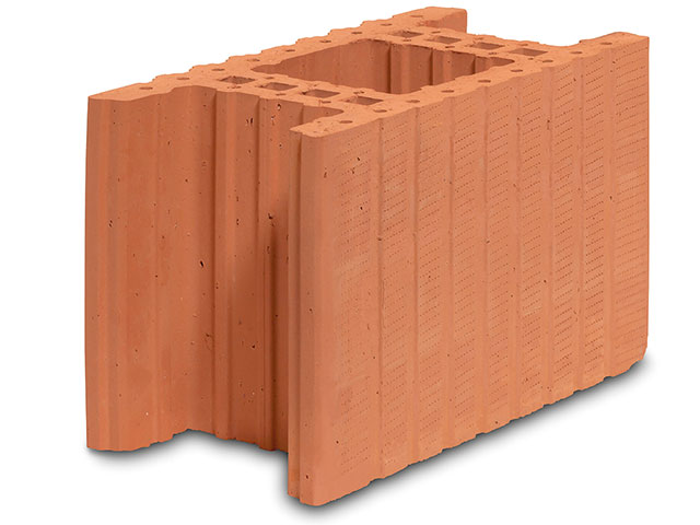 Porotherm 20-40 SBZ Plan Dryfix