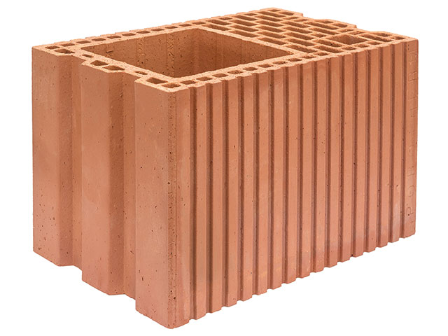 Porotherm 25-38 S Plan Dryfix