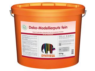 Deko-Modellierputz