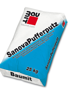 Baumit SanovaPufferputz