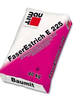 Baumit FaserEstrich E 225