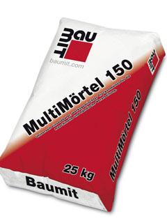 Baumit MultiMörtel 150