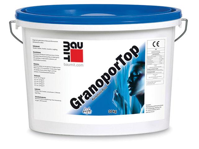Artikelbild BAUMIT GranoporTop Rille 2mm