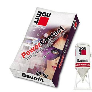 Baumit PowerContact –Die KraftKlebespachtel