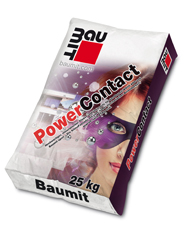 Baumit PowerContact - Die KraftKlebespachtel