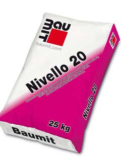 Baumit Nivello 20