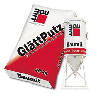 Artikelbild BAUMIT GlaettPutz lose