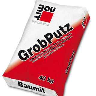 Produktbild Baumit GrobPutz 4 mm