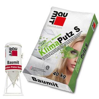 Artikelbild BAUMIT KlimaPutz S 40kg