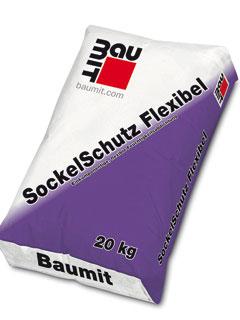 Produktbild Baumit SockelSchutz Flexibel