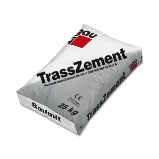 Artikelbild BAUMIT TrassZement Sack 25kg