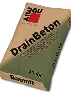 Produktbild Baumit DrainBeton