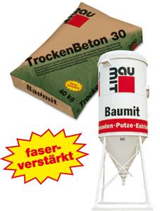 Produktbild Baumit TrockenBeton 30