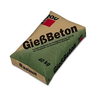 Produktbild Baumit GießBeton