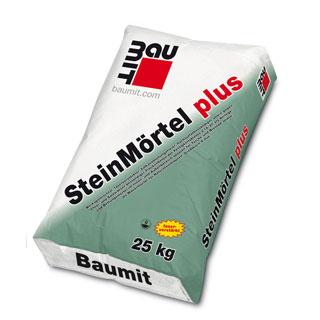 Artikelbild BAUMIT SteinMoertel plus 25kg