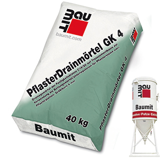 Artikelbild BAUMIT PflasterDrainmoert. GK4
