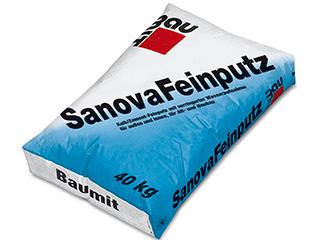 Artikelbild BAUMIT SanovaFeinputz 40kg