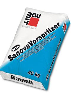 Artikelbild BAUMIT SanovaVorSpritzer 40kg