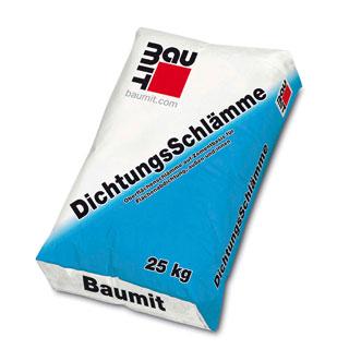 Artikelbild BAUMIT DichtungsSchlaemme 25kg