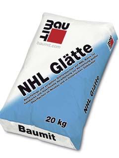Produktbild Baumit NHL Glätte