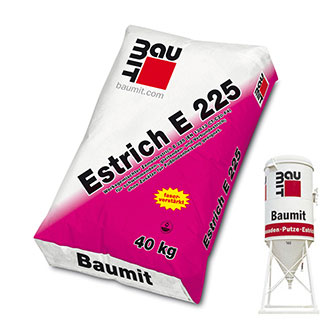 Artikelbild BAUMIT Estrich E225 40kg