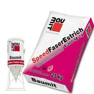 Produktbild Baumit SpeedFaserEstrich E 300 SE 14