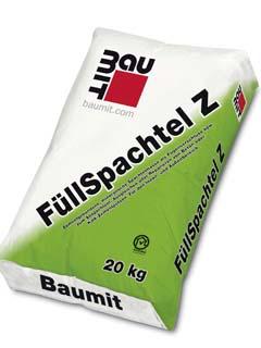 Produktbild Baumit FüllSpachtel Z