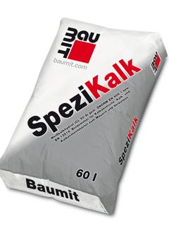 Artikelbild BAUMIT SpeziKalk Sack 60Ltr