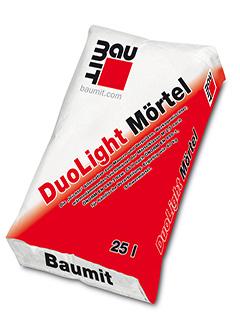 Artikelbild BAUMIT DuoLight Moertel 25Ltr.