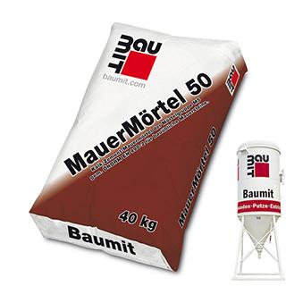 Artikelbild BAUMIT MauerMoertel 50 LOSE