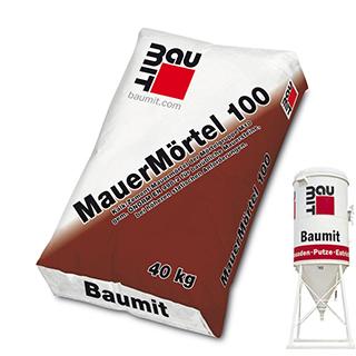 Artikelbild BAUMIT MauerMoertel 100 LOSE