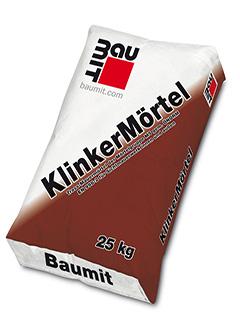 Artikelbild BAUMIT KlinkerMoertel 25kg